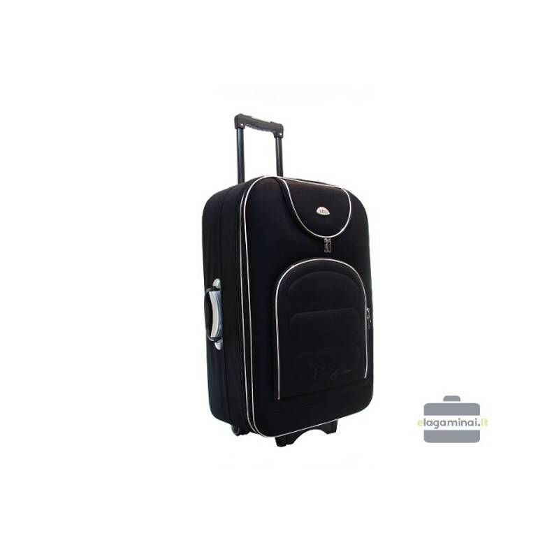 Keskmise suurusega kohver Deli 801-V must