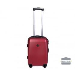 Väike kohver Gravitt 866-M tume punane