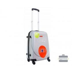 Väike kohver Gravitt 310-M hõbe