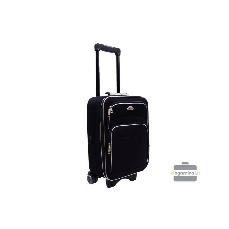 Väike kohver Deli 101-M Black