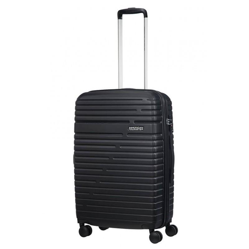 Keskmise suurusega kohvrid American Tourister Aero Racer V must