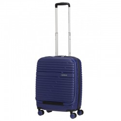 Käsipagasi kohvrid American Tourister Aero Racer Frontloader 15,6 M sinine