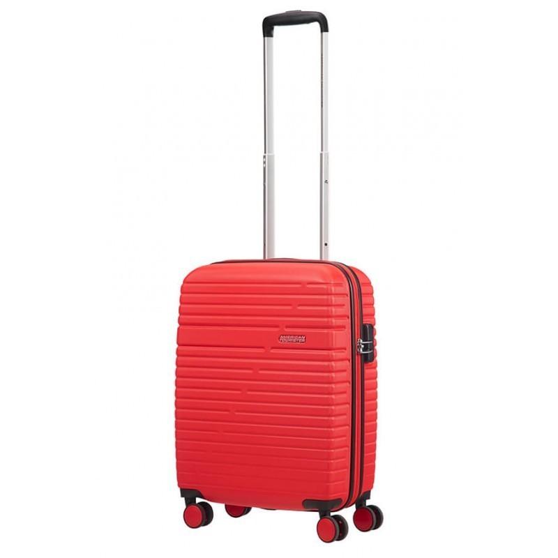 Käsipagasi kohvrid American Tourister Aero Racer M punane