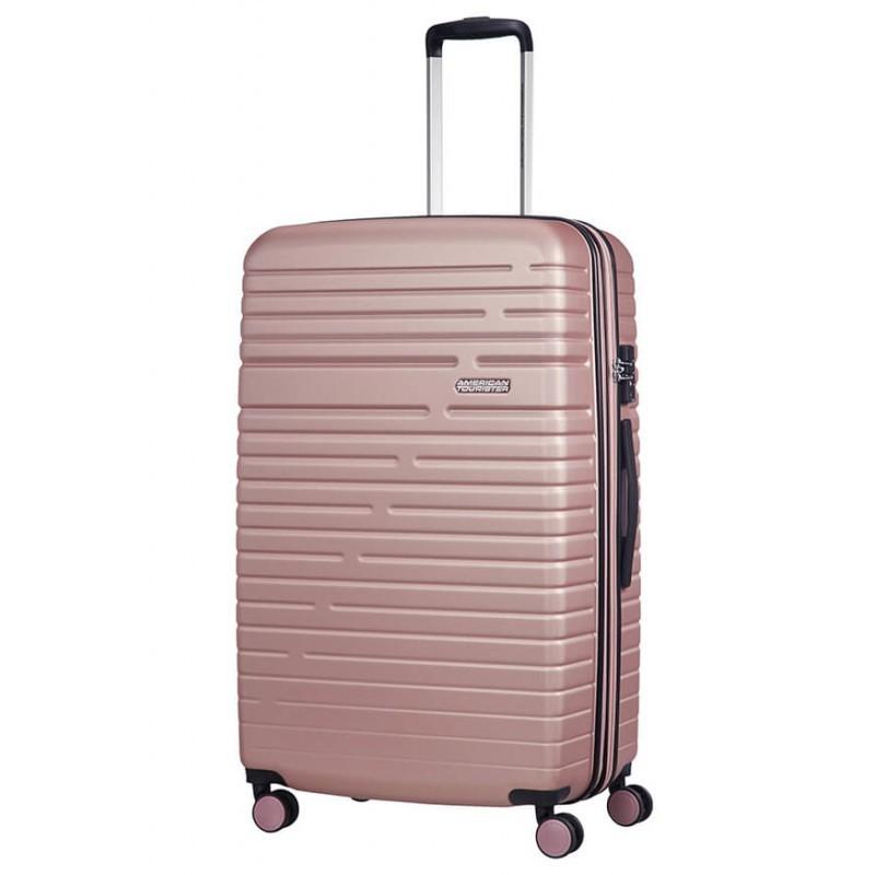 Suur Kohvrid American Tourister Aero Racer D roosa