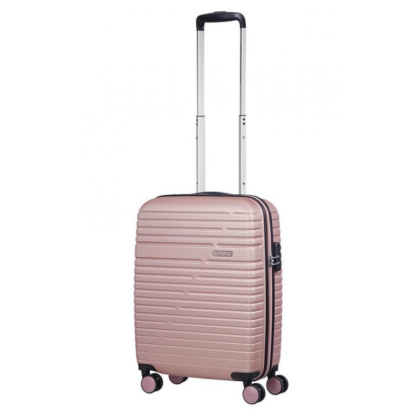 Käsipagasi kohvrid American Tourister Aero Racer M roosa