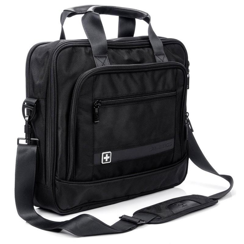 17 sülearvuti kott Swissbags+ LAUSANNE 11,8L