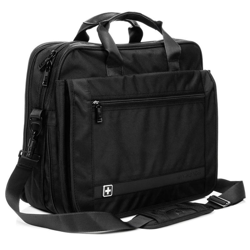 17 sülearvuti kott Swissbags+ BASEL 22L