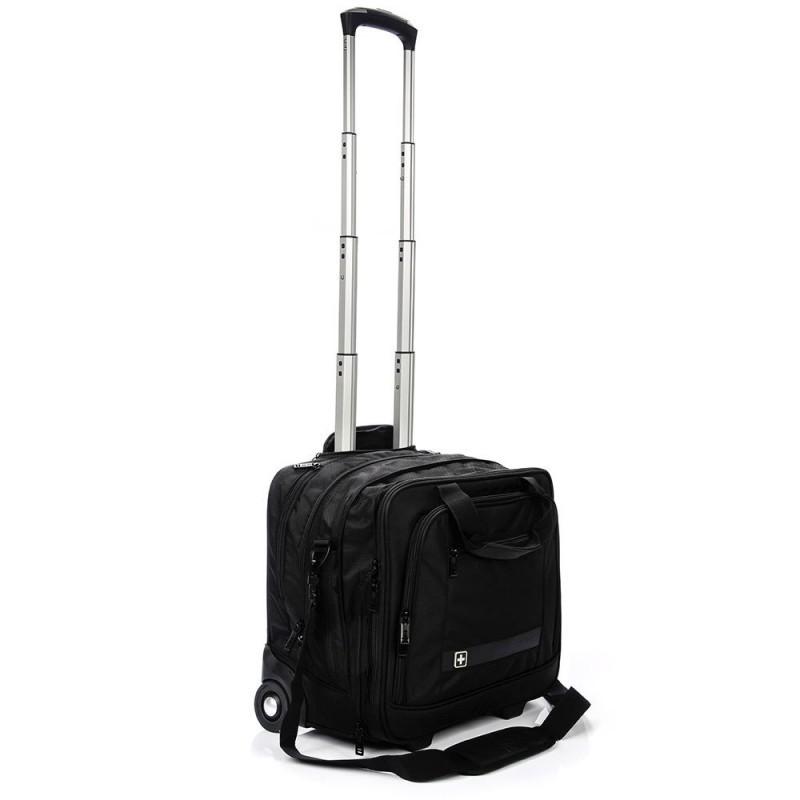 16 sülearvuti kott Swissbags+ SCHAFFHAUSEN 37L