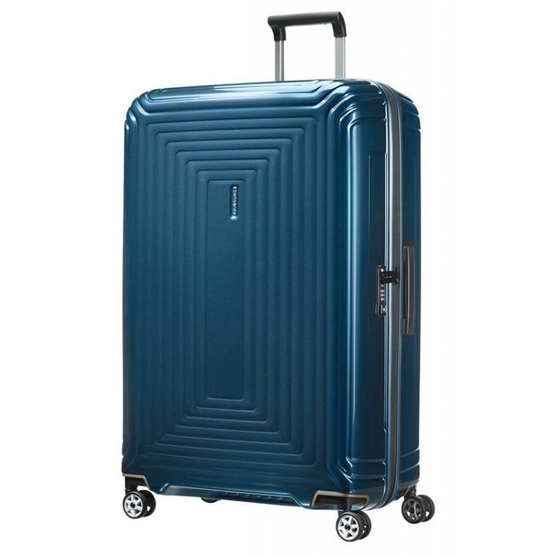 XXL Suur Kohvrid Samsonite Neopulse LD sinine metallic