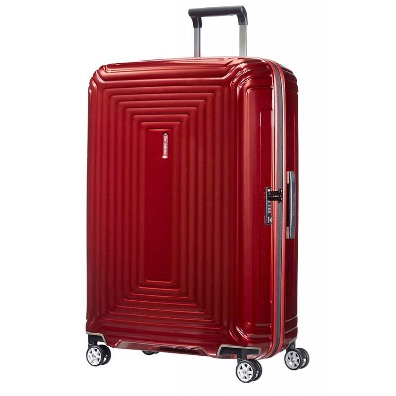 Suur Kohvrid Samsonite Neopulse D punane metallic