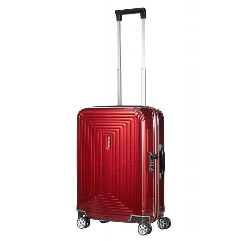 Käsipagasi kohvrid Neopulse M23 punane metallic
