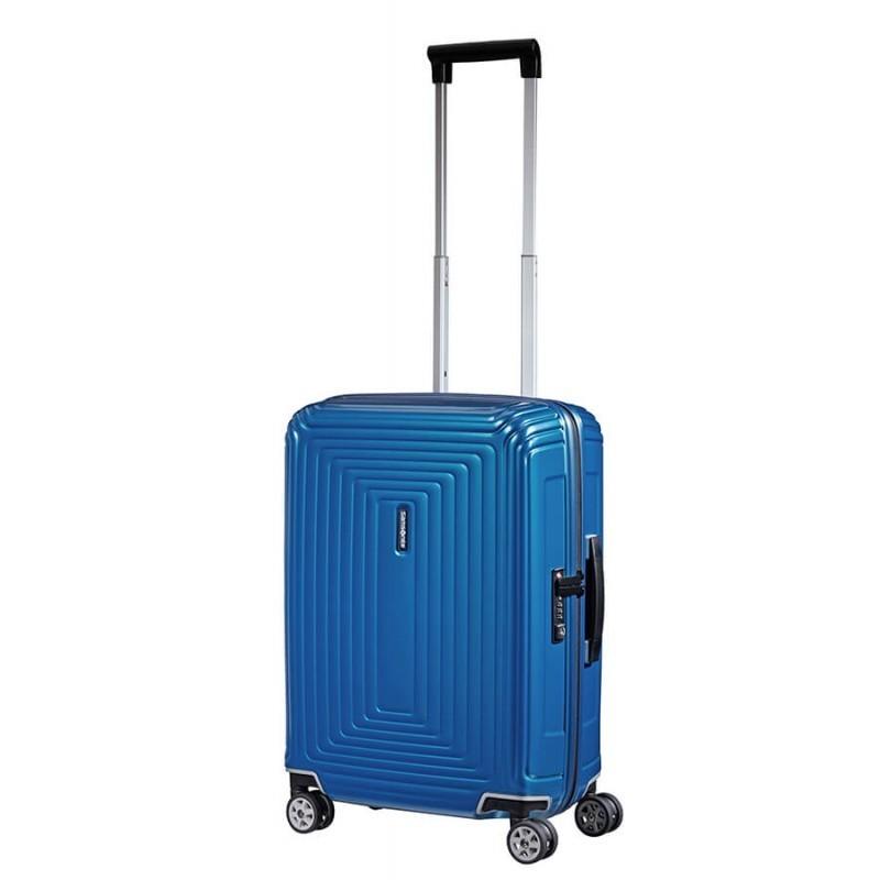 Käsipagasi kohvrid Neopulse M23 sinine metallic intense