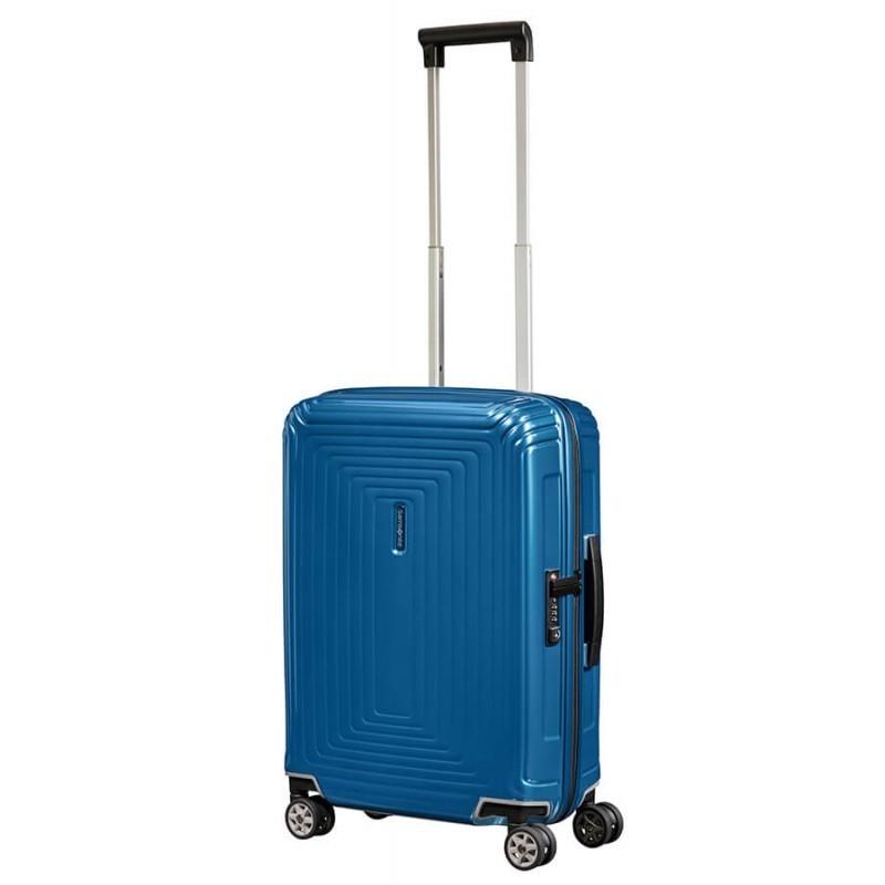 Käsipagasi kohvrid Neopulse M20 sinine metallic intense