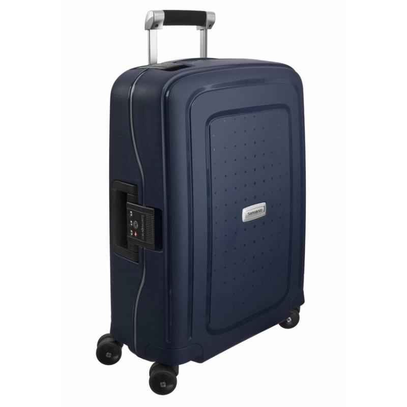 Käsipagasi kohvrid Samsonite S-Cure DLX V sinine