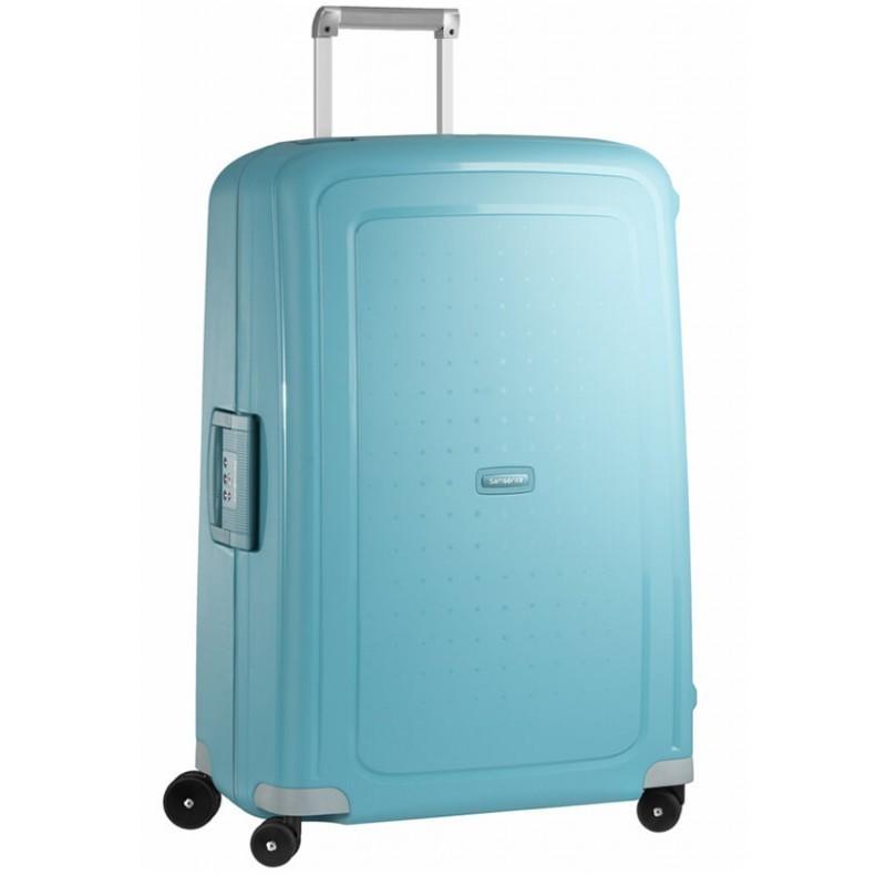 Suur Kohvrid Samsonite S-Cure D sinine Aqua Blue