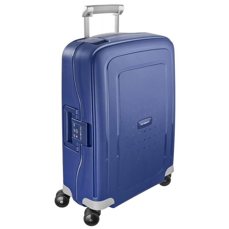Käsipagasi kohvrid Samsonite S-Cure M sinine Dark Blue