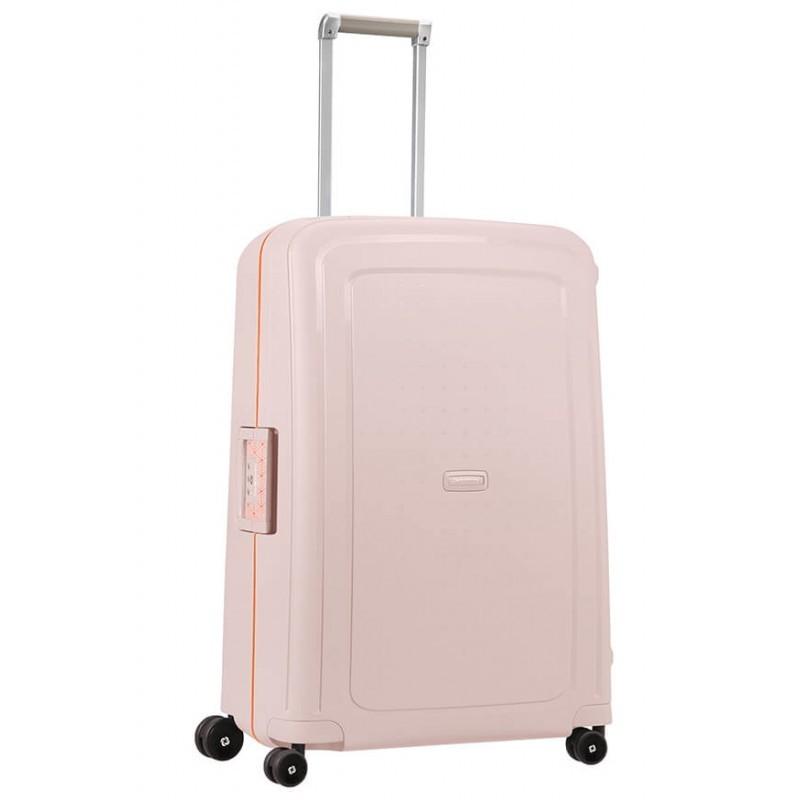 Suur Kohvrid Samsonite S-Cure D roosa