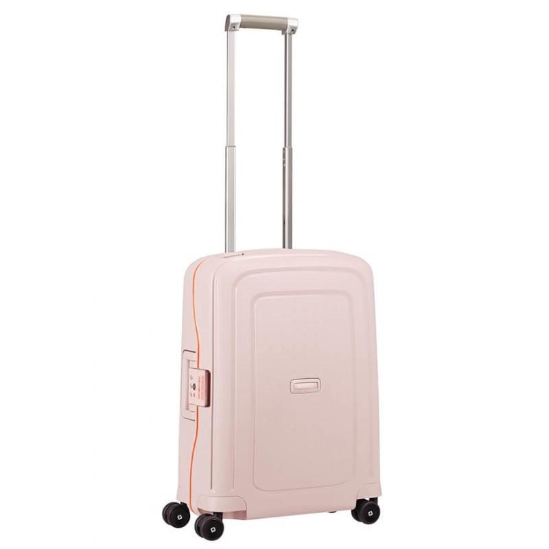 Käsipagasi kohvrid Samsonite S-Cure M roosa