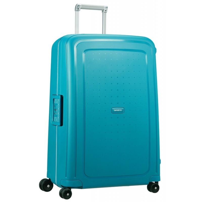 Suur Kohvrid Samsonite S-Cure D sinine Petrol Blue Capri