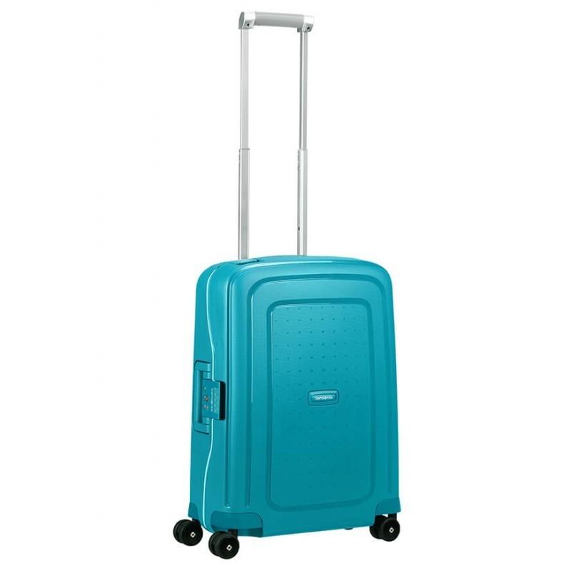 Käsipagasi kohvrid Samsonite S-Cure M sinine Petrol Blue Capri