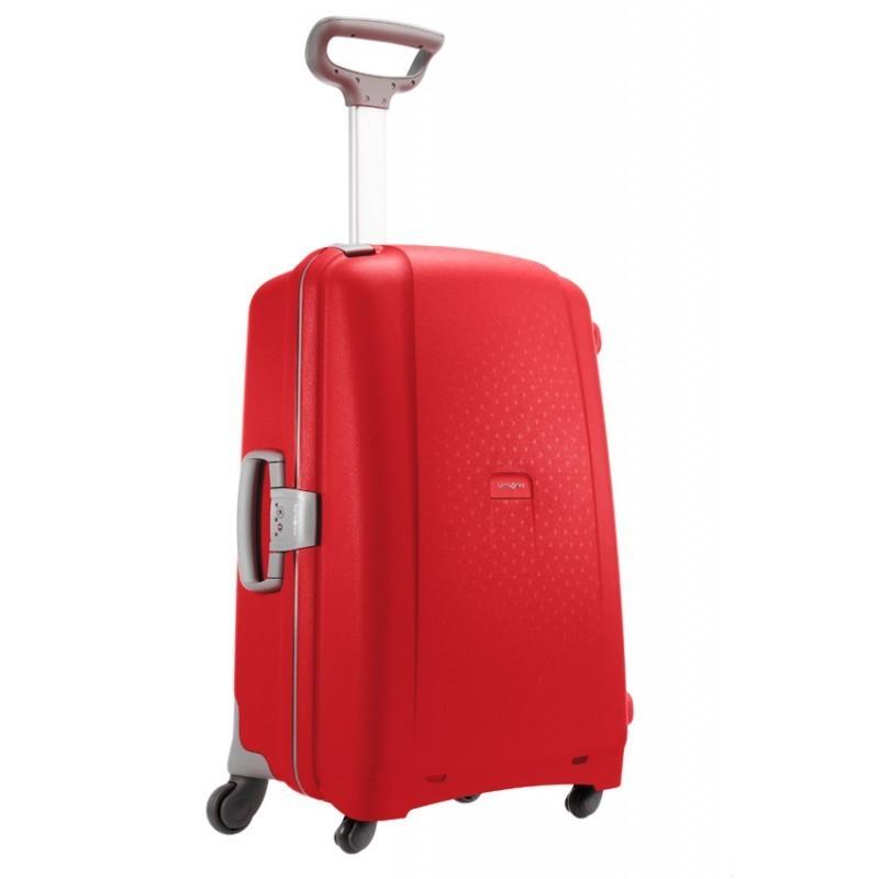 Keskmise suurusega kohver Samsonite Aeris Sp V punane