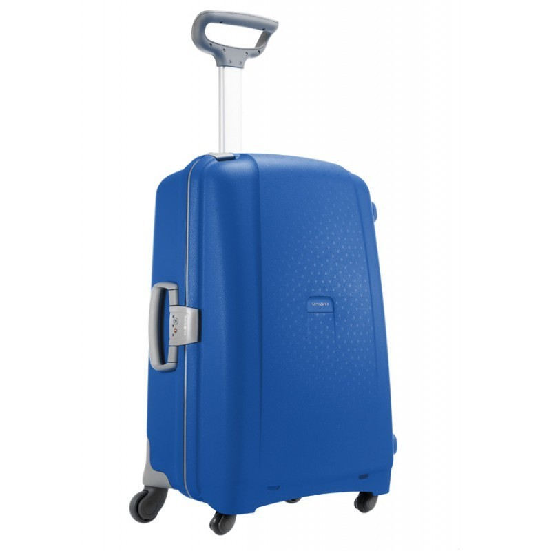 Keskmise suurusega kohver Samsonite Aeris Sp V sinine