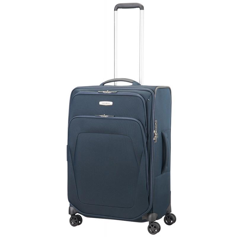 Keskmise suurusega kohver Samsonite Spark SNG V sinine