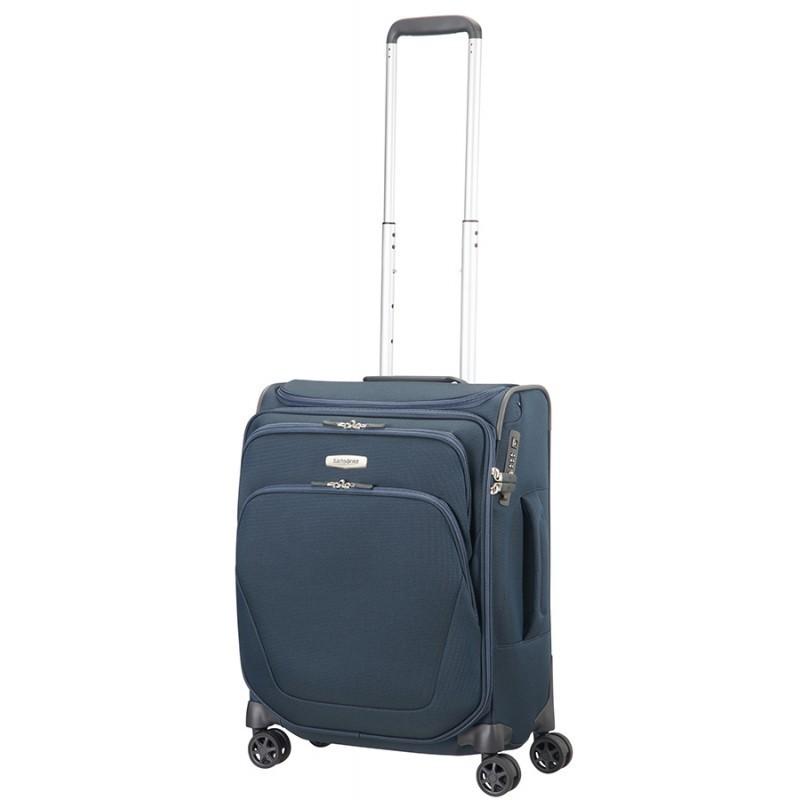 Käsipagasi kohvrid Samsonite Spark SNG M-4w Top pocket sinine