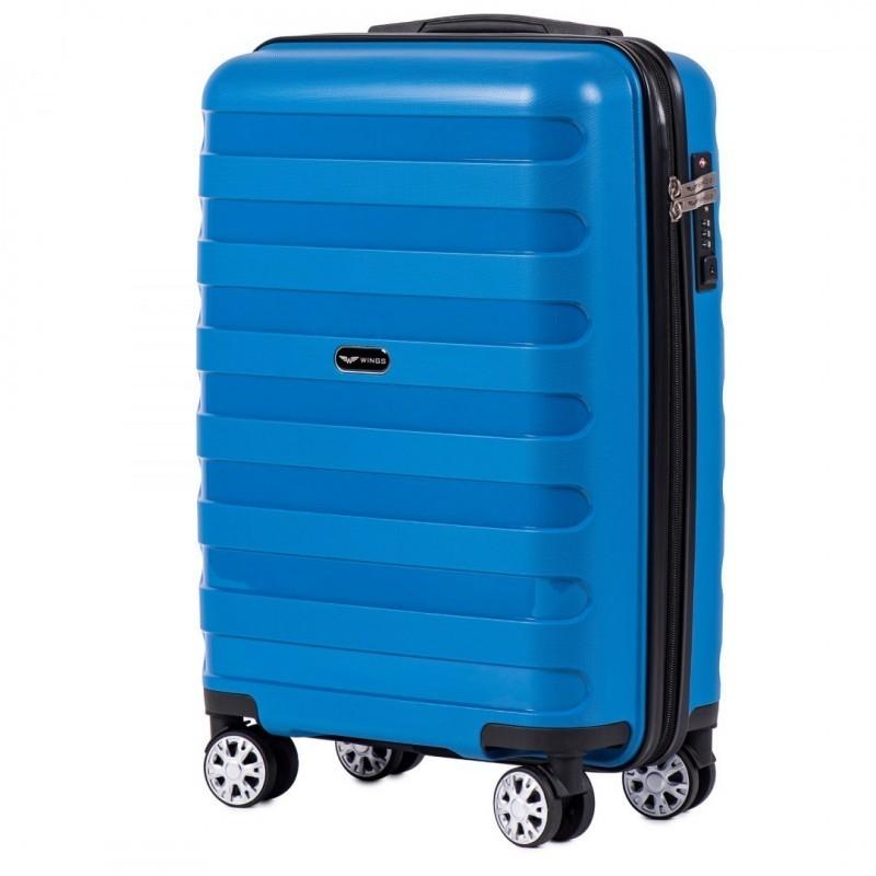 Käsipagasi kohvrid Wings PP07 sinine