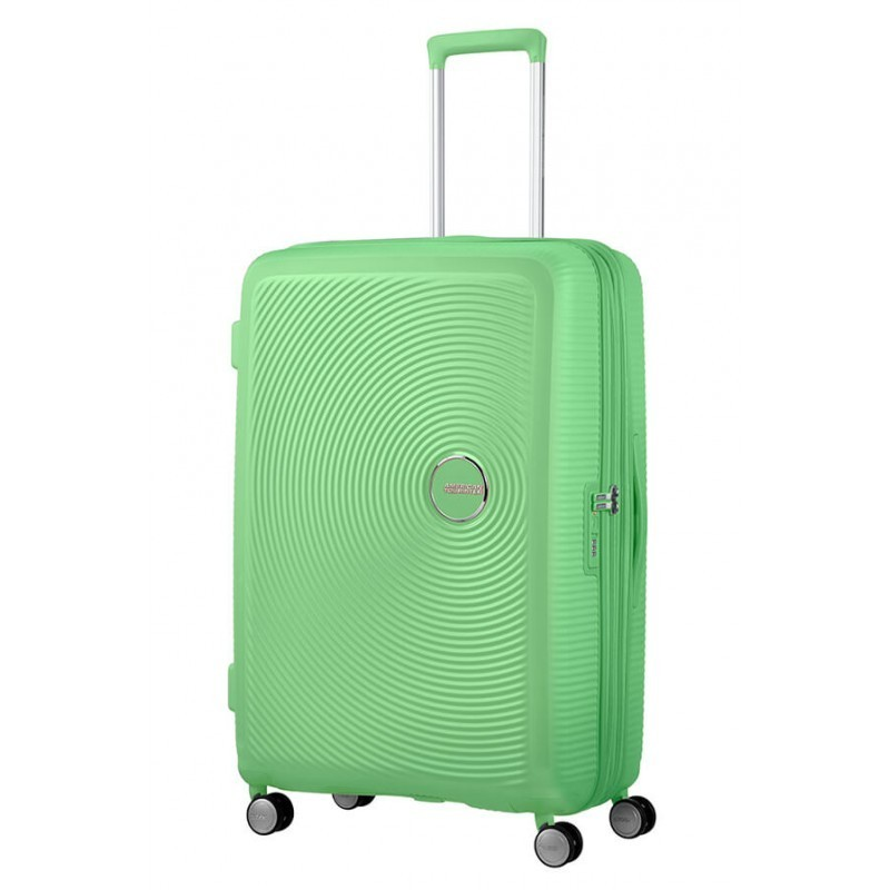 Suur kohvrid American Tourister Soundbox DSpring Green