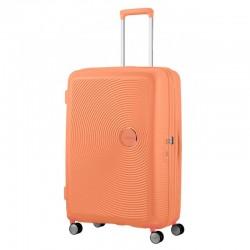 Didelis lagaminas American Tourister Soundbox D Oranžinis (Cantaloupe)