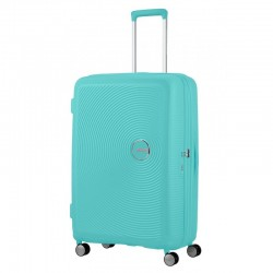 Didelis lagaminas American Tourister Soundbox D Mėlynas (Poolside Blue)