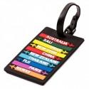 Wings Baggage ID card