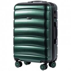 Keskmise suurusega kohvrid Wings TD160-V roheline