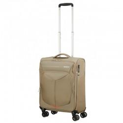 Käsipagasi kohvrid American Tourister Summerfunk M-4w hall Beige