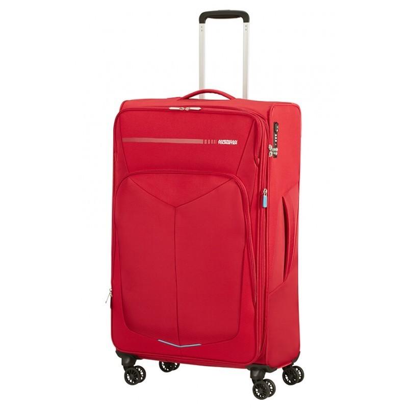 Suur kohvrid American Tourister Summerfunk D punane