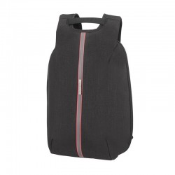 Seljakott 14 Samsonite Securipak 130109 must Black Steel