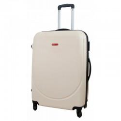 Suur kohvrid Gravitt 310-2Z-D cream