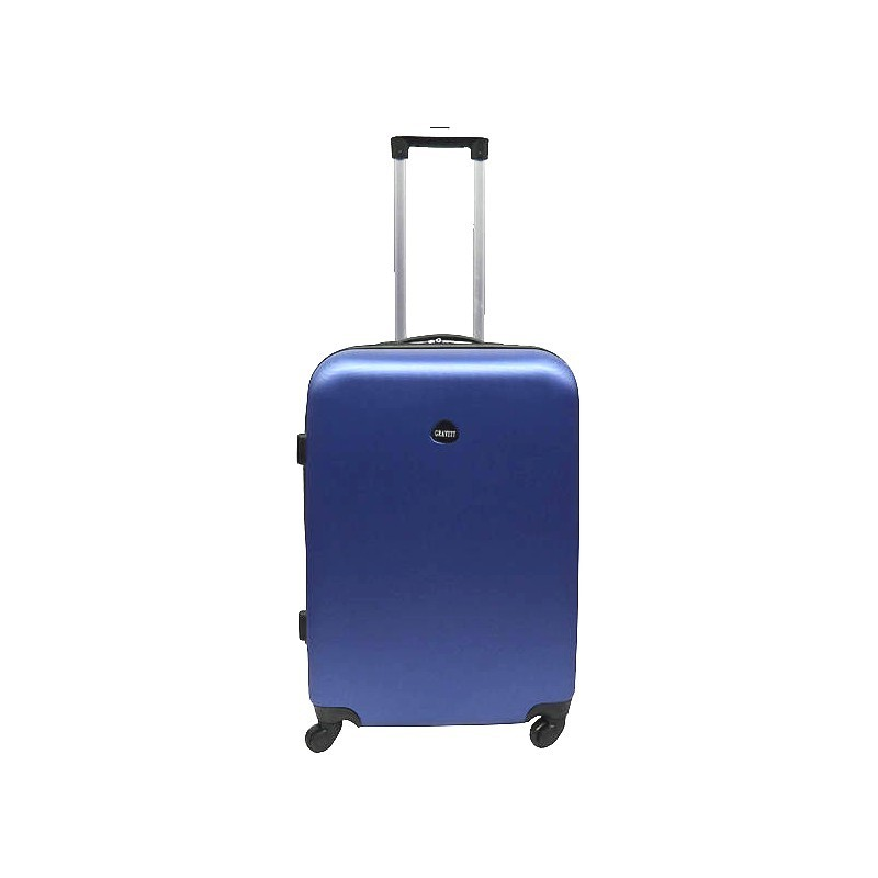 Keskmise suurusega kohvrid Gravitt 866-2Z-V sinine