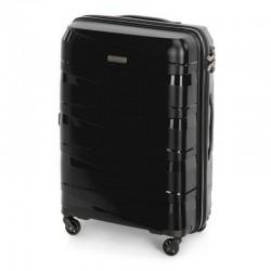 Keskmise suurusega kohvrid Wittchen 56-3T-792 must
