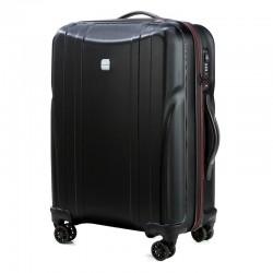 Keskmise suurusega kohvrid Wittchen 56-3P-912 must