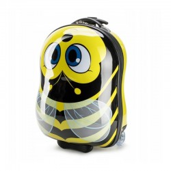 Vaikiškas plastikinis lagaminas Wittchen 56-3K-006-B