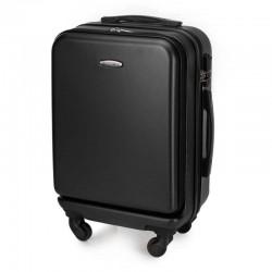 Mažas lagaminas Wittchen 56-3A-431 Juodas