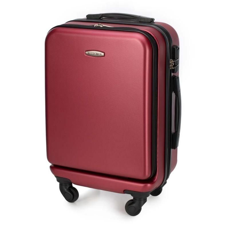 Käsipagasi kohvrid laptop Wittchen  56-3A-431 tumepunane
