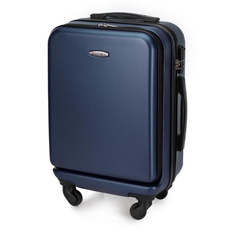 Käsipagasi kohvrid laptop Wittchen  56-3A-431 tume sinine