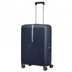 Keskmise suurusega kohvrid Samsonite HI-FI V sinine Dark Blue
