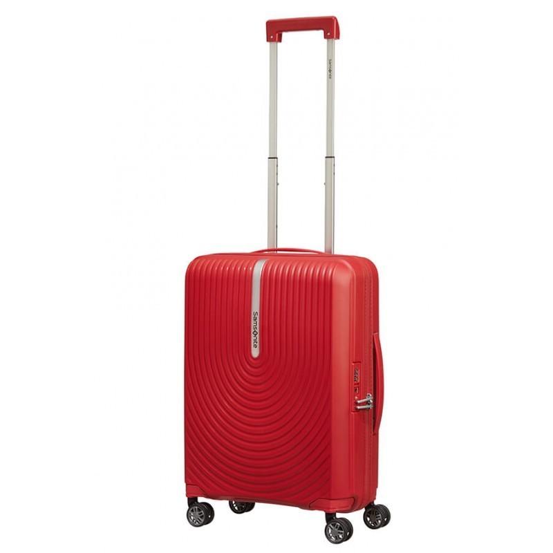 Käsipagasi kohvrid Samsonite HI-FI M punane
