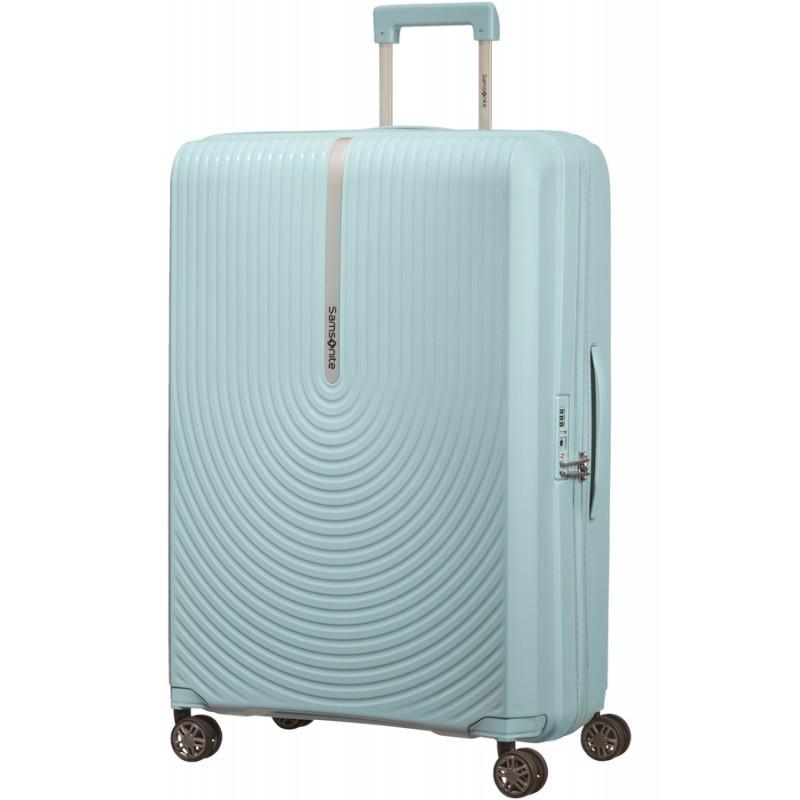 Suur kohvrid Samsonite HI-FI D sinine Sky Blue