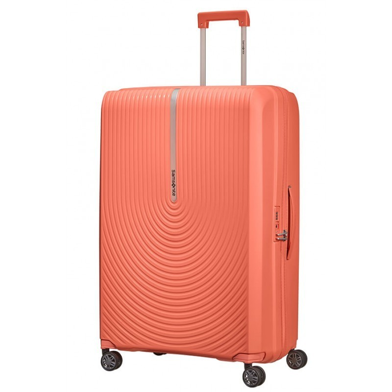 XXL Suur kohvrid Samsonite HI-FI LD orange Bright Coral