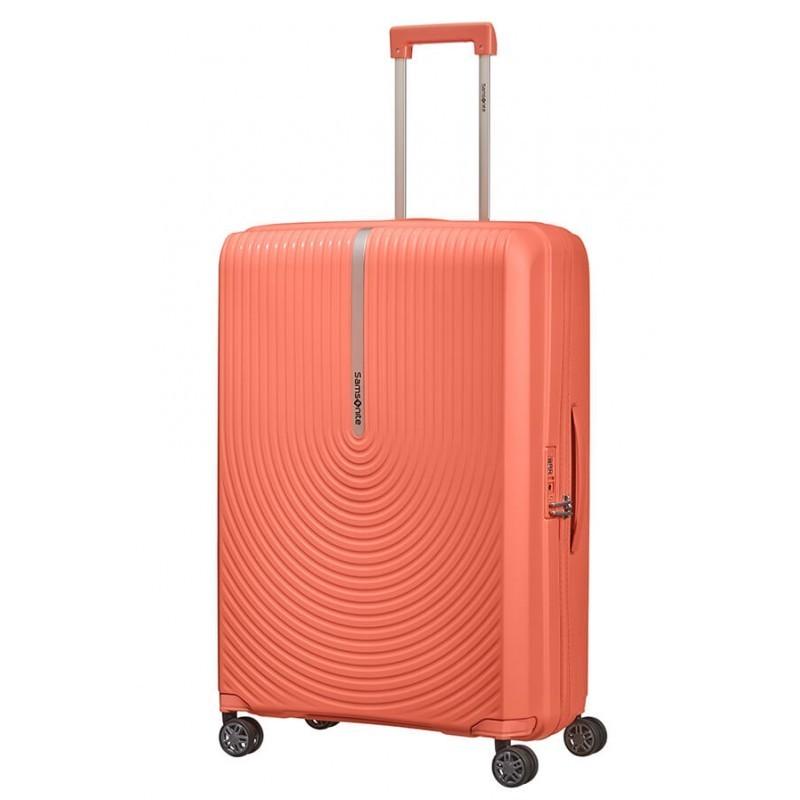 Suur kohvrid Samsonite HI-FI D orange Bright Coral